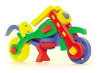Объемный конструктор мотоцикл